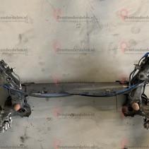 Rear axle peugeot 208 disc brakes