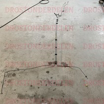 Brake line (1608213780) (1608213580) from abs pump to the rear axle peugeot 2008