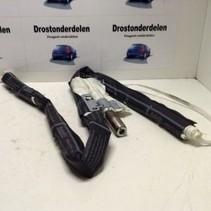 roof airbag left 9650247880 4 doors / sw / peugeot 207 (8331W8)