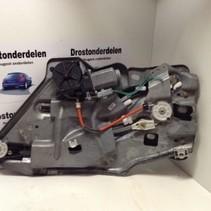Raammechaniek rechtsachter peugeot 206 cc  9636597280