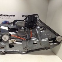 Window mechanism rear left 9636597380 peugeot 206cc 922357