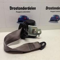 Rear seatbelt, right 98063163GW peugeot 208