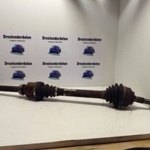 Drive shaft right 9639858280 peugeot 307 2.0 Automatic