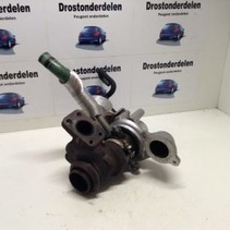 Turbo 9804945280 Peugeot 208 Diesel 1.6 Motorcode (BHA) BH02