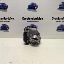Drosselklappengehäuse 9807238580 Peugeot 208 Valeo