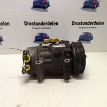 Air conditioning pump 9655191580 Peugeot 206 SANDEN sd6v12 (6453QE)
