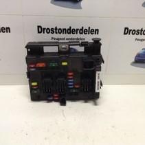 Fuse box BSM B5 delphi 9657608580 peugeot 206 (6500Y1)
