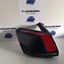 Peugeot 3008 P84 9810477180 Taillight left