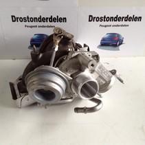 Turbo 9818479380 Peugeot 308 1.2 (Engine code HNY)