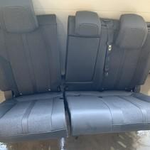 Backseat Half leather Peugeot 3008 P84 GT line