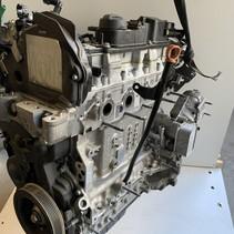 Used engine Peugeot 308 T9 1.6 Bleu hdi 120 engine code BH01 BHZ