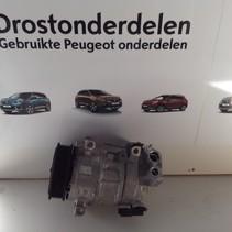 Aircopomp van een Peugeot 3008  P84E  9815198580  Denso