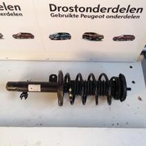Front shock absorber rod, left 9804830780 Peugeot 208 HNZ