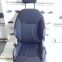 Front left seat Peugeot 208