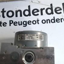 Abs pump 9817031680 (1616770680) Peugeot 208 ESC MK100 G3 CEM 00