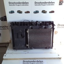 Front cooler package complete PEUGEOT 207 1.6 vti