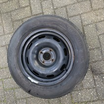 Spare wheel 195/65/15 Good year for a Peugeot stitch size 4 x108 15 inch axle hole 65.1