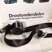 Veiligheidsgordel Rechts-voor 98063151XJ Peugeot 208 GT-LINE 5drs