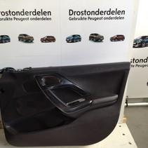 Door panel / door trim Leather 98029886ZD Front Right Peugeot 2008