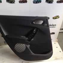 Rear door panel / door trim Leather 96763560ZD Left Peugeot 2008