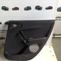 Door panel / door trim Leather 96763559ZD Rear right Peugeot 2008