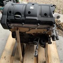 Engine engine code NFU Peugeot 206cc 1.6 16V