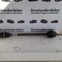 Drive shaft Right 9806699780 Peugeot 308