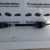 Aandrijfas Rechts 9816028680 Peugeot 208 Diesel