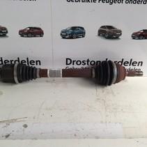 Aandrijfas Links 9656135280 Peugeot 208 Diesel