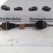 Aandrijfas Links 9656135280 Peugeot 308 VTI 1.6 16V