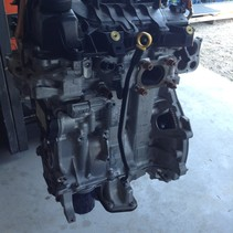 Motor peugeot 2008 1.2 82 pk   motorcode HMZ HM01 met   GEEL PEILSTOK