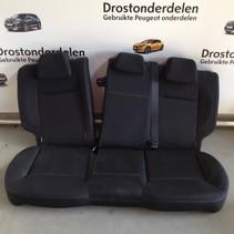 used rear seat peugeot 208 allure