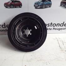 Crankshaft pulley 9808058180 Peugeot 2008 1.2 (Engine code HNZ HN01) 1623179280