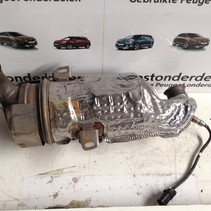 Catalytic converter + Particulate filter K684 9805783180 Peugeot 308 T9 (Engine code 9HC)