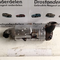 Catalytic converter K746 9822400080 Peugeot 3008 P84E 1.5 HDI 130PK (Engine code YHZ)