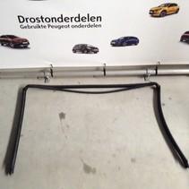 Dakrubber  Voor Stijl Peugeot 206cc (8120K9)