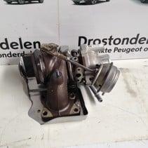 Turbo 9818479380 Peugeot 3008 P84E 1.2 (Engine Code HNY)