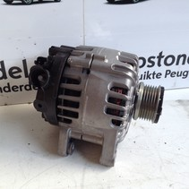 Alternator 9818677980 peugeot 3008 P84E 1.2 Valeo CL12 12V