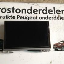 Display Navigation Radio 9831642480 Peugeot 2008