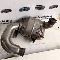 Catalytic converter 9804925980 Peugeot Expert 180PK PSA K680