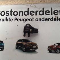 Roetfilter Sensor 9677816180 Peugeot 208 1.6 HDI Bosch 0281006300