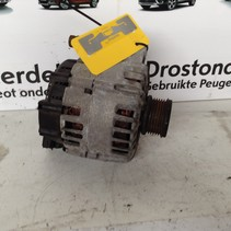 Alternator 9678048880 Peugeot 207 Valeo Cl15 12V