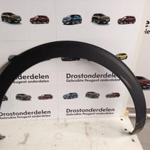 Decorative strip Rear screen Left 9825289177 Peugeot 3008 P84E
