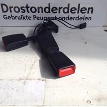 Seatbelt Front center insert 9809478677 Peugeot 3008 P84E