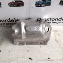 Hitteschild Turbo 9809695280 Peugeot 3008 P84E 1.5 HDI (Motorcode YH01)
