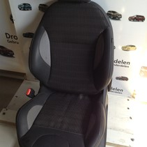 Front seat left half leather Peugeot 2008