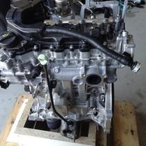 Peugeot  1.2 thp  130 pk  96KW  Motor met motorcode HN05  HNS groene pijlstok