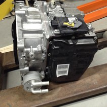 Automatic gearbox from a peugeot 2008 gearbox code 20GE92 9826404280