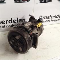 Air conditioning pump 9671216280 Peugeot 308 1364F Sanden