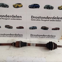 Drive Shaft Front Right 9677211280 Peugeot 2008
